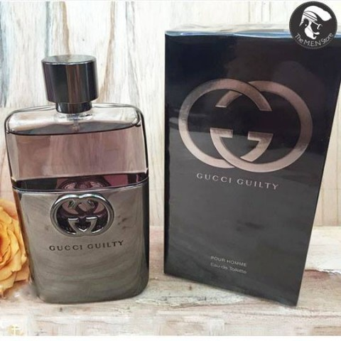 NƯỚC HOA GUCCI GUILTY POUR HOME 100ML